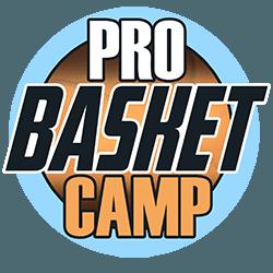 logo pro basket camp